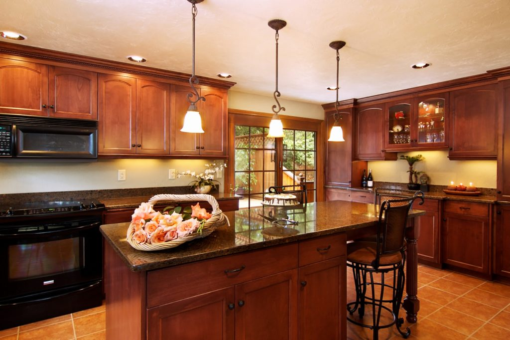 Heighten Your Kitchen's Functionality With Wolf Appliances & Custom Cabinets