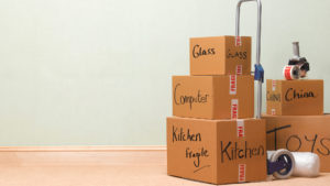 What Is A Mover Responsible For Your Moving Products?